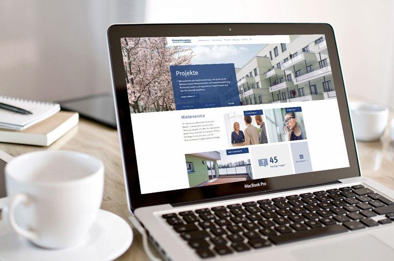 Aktuelles Projekt der Werbeagentur marktantrieb aus Mönchengladbach