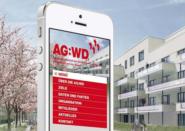 AG:WD Website
