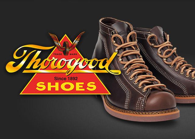 Thorogood Onlineshop