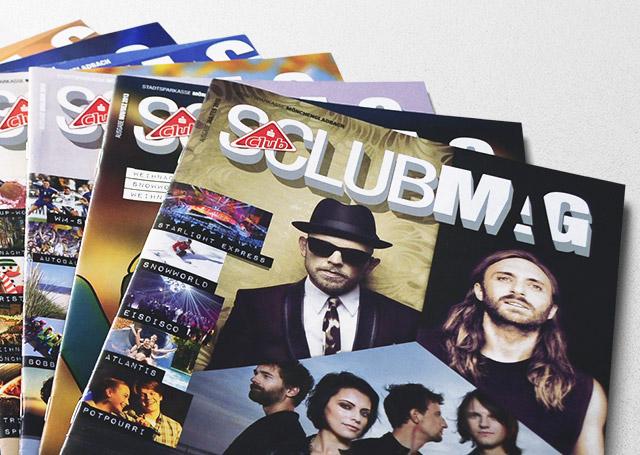 Sparkasse SClub Magazin