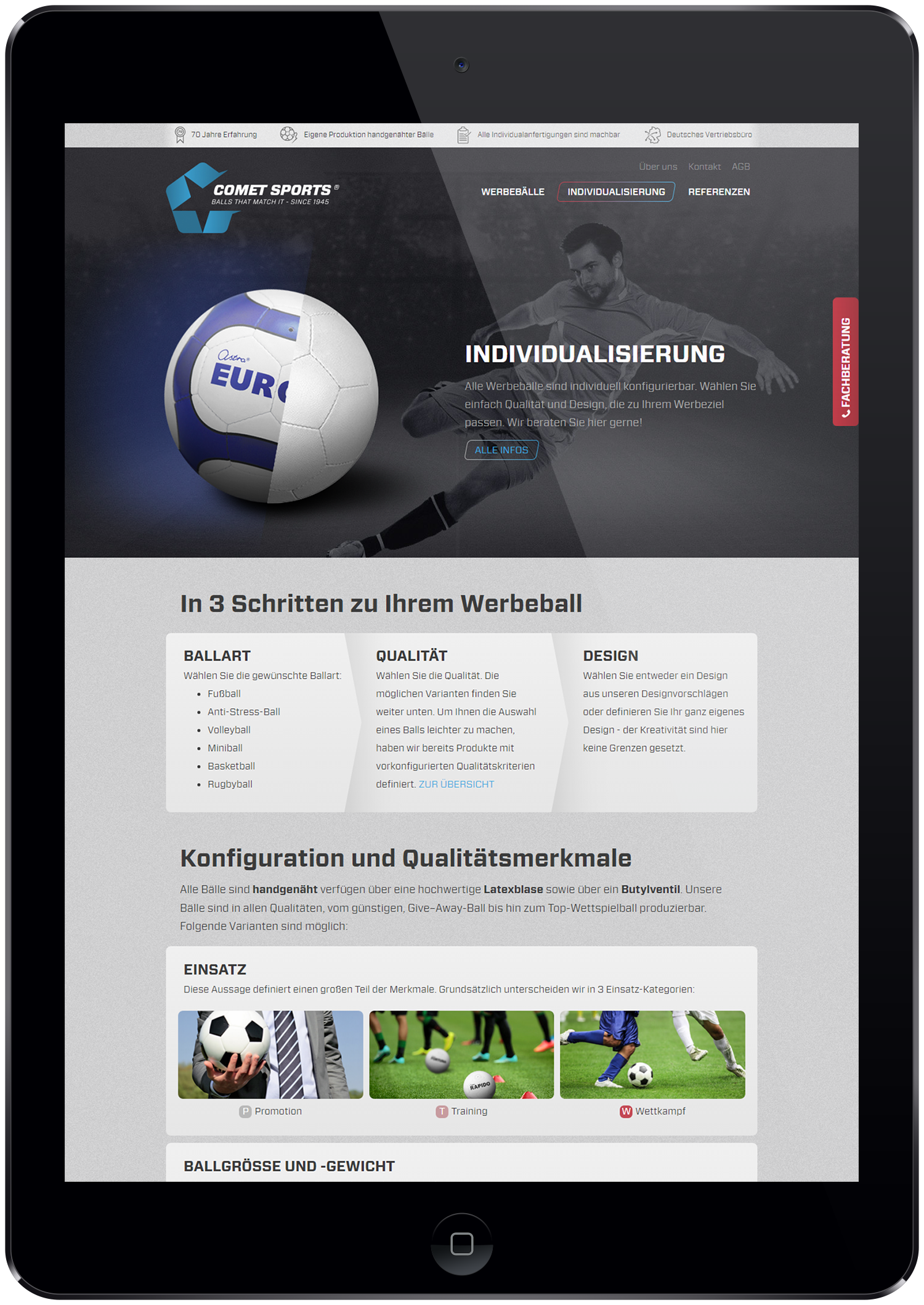 comet-sports-individualisierung-tablet-hoch