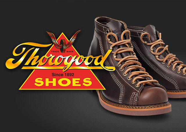 Thorogood Onlineshop