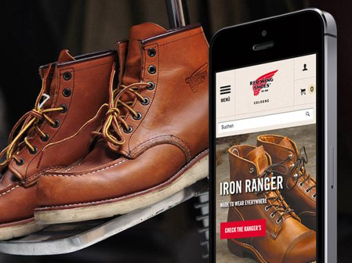 Official Red Wing Shoe Store Cologne