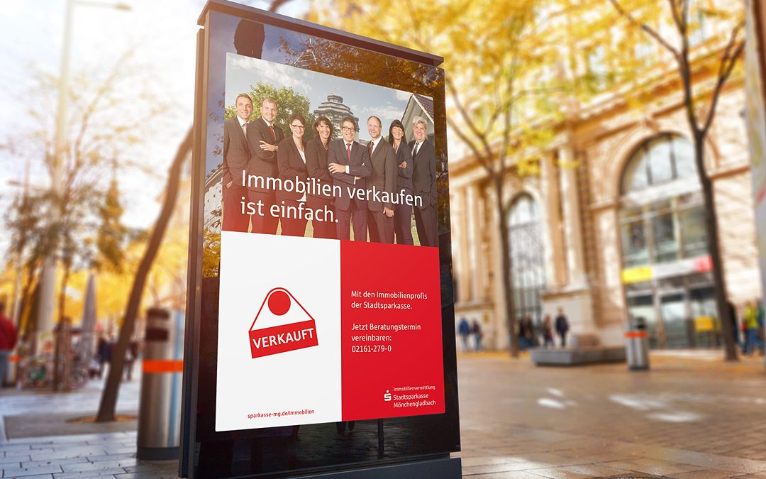 S-Immobiliencenter Imagekampagne 2018