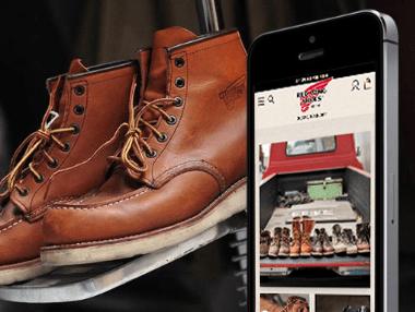 Red Wing Shoes: Online Shop für stilvolle Schuhe
